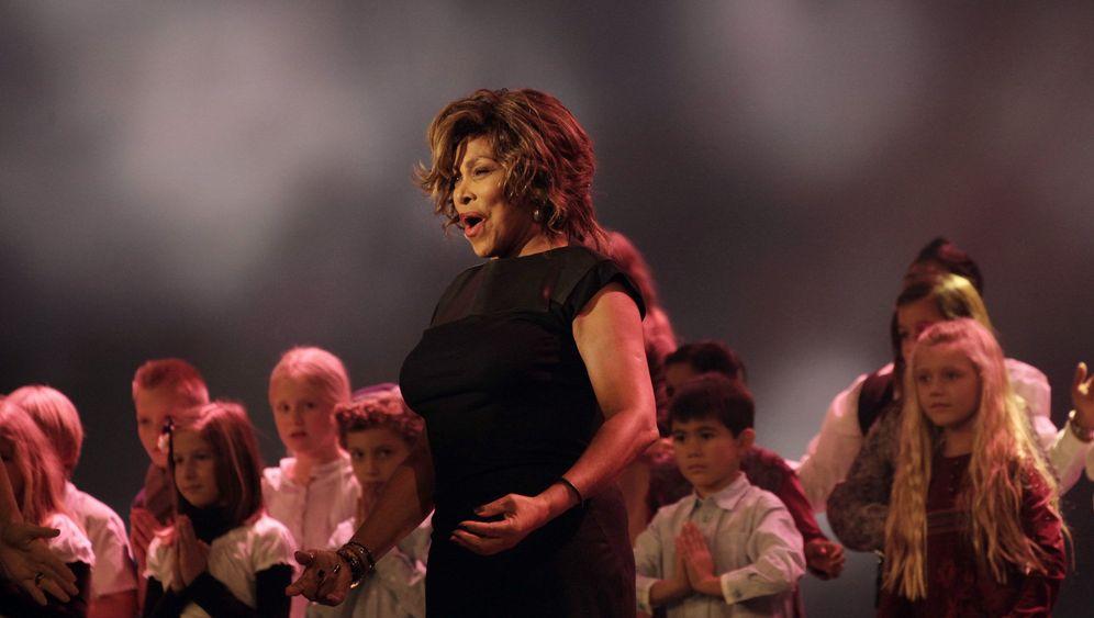 Deutschstunde: Tina Turner büffelt Fremdsprache