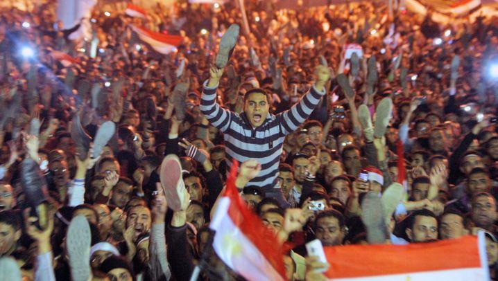 TV-Ansprache: Mubarak schockiert die Massen