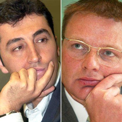 Parteichef-Kandidaten Özdemir, Ratzmann: Zwei Bewerber, wenig Begeisterung