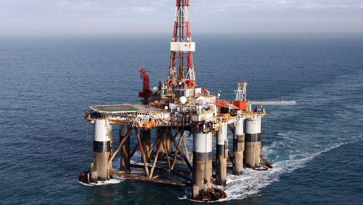 Falkland-Inseln: Krieg ums Land, Streit ums Öl