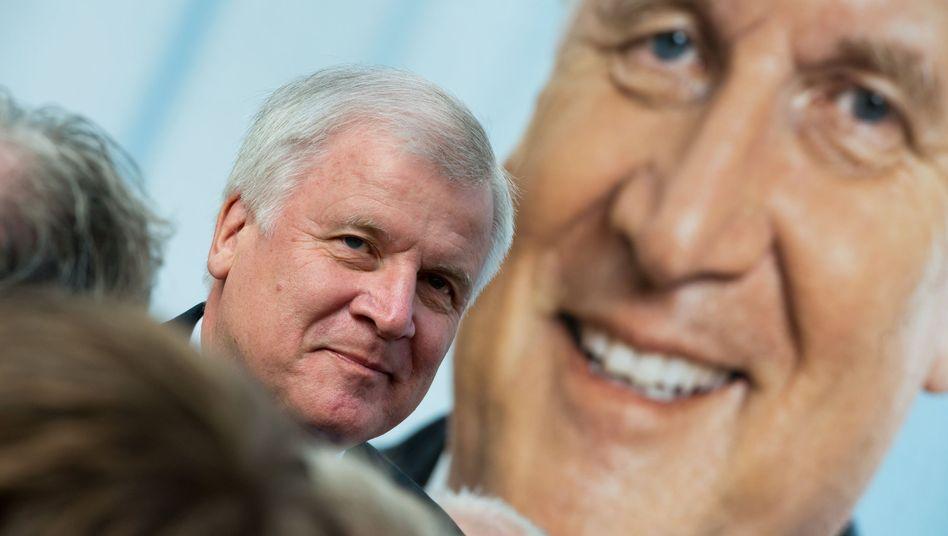 """CSU-Chef Seehofer: """"Das hat mich aufgeregt wie schon lange nichts mehr"""""""