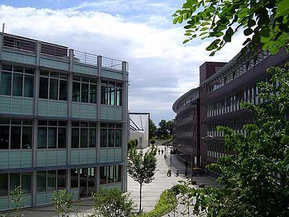 Futuristischer Campus: Die TU Hamburg-Harburg