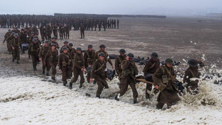 """""""Dunkirk"""" von Christopher Nolan: Gefangen am Strand"""