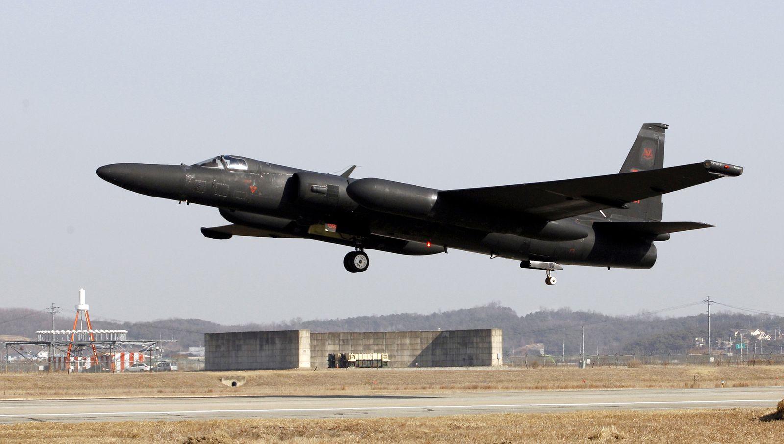 U-2 Spionageflugzeug