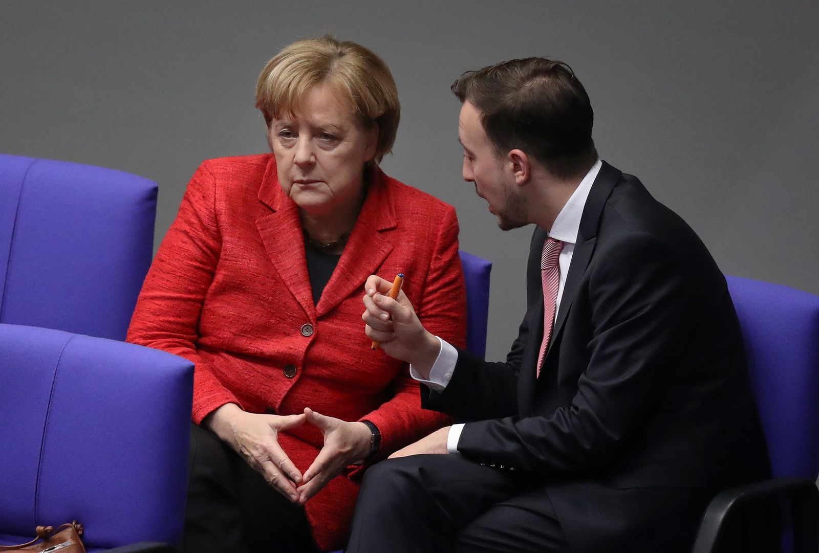 Junge Union Ziemiak Merkel
