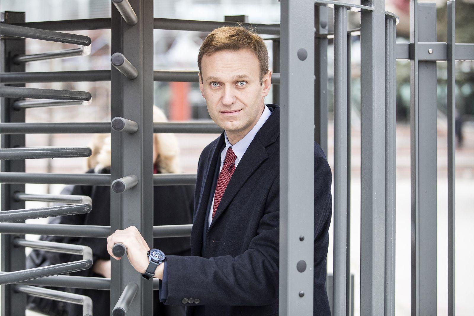 Nawalny - Gerichtsentscheidung wegen Hausarrest erwartet