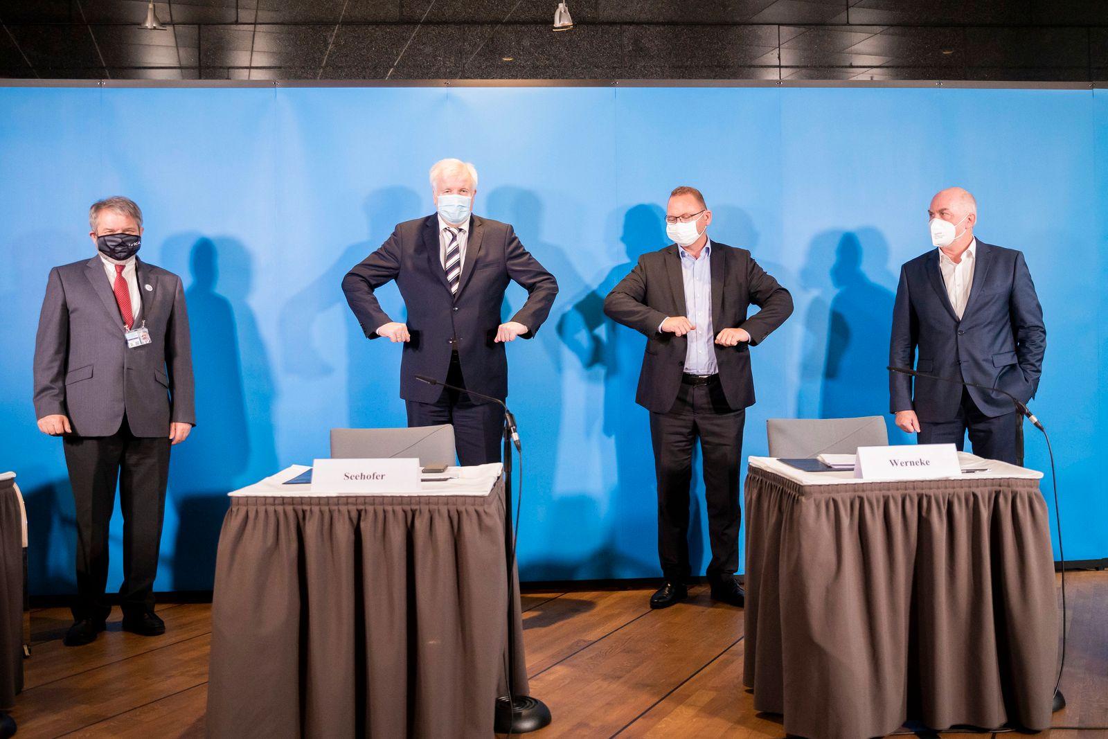 Einigung bei den Tarifverhandlungen für den öffentlichen Dienst