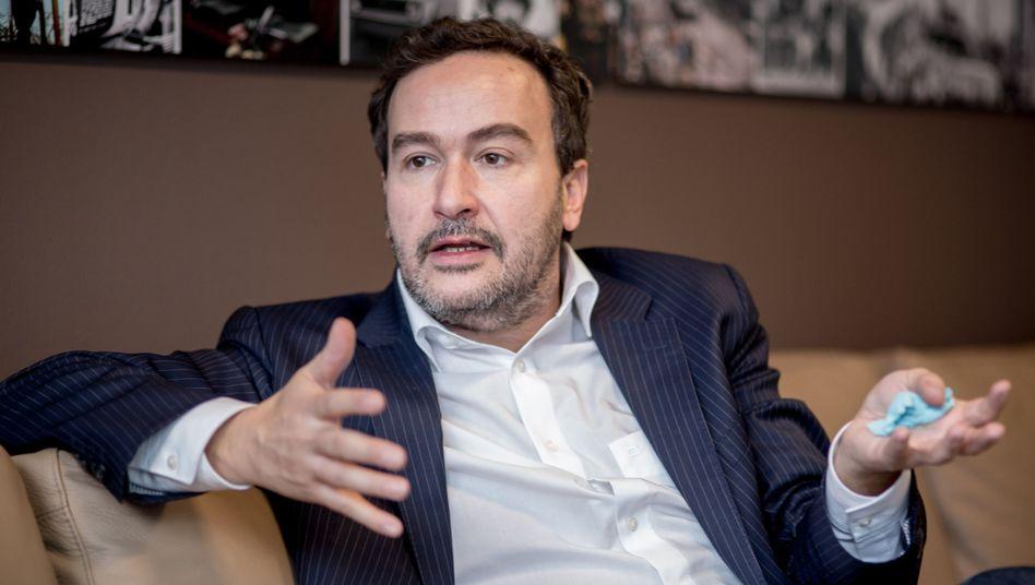 Freigestellter BER-Pressesprecher Abbou
