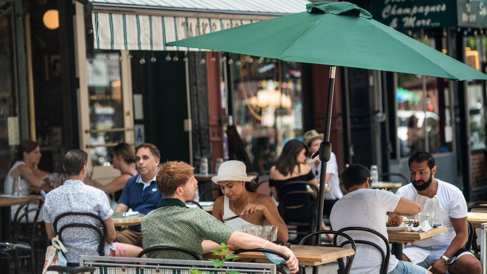 """Lokal im New Yorker West Village: """"Unverschämte Verstöße"""""""