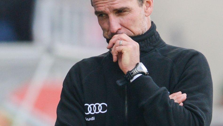 Trainer Kurz: Aus in Ingolstadt