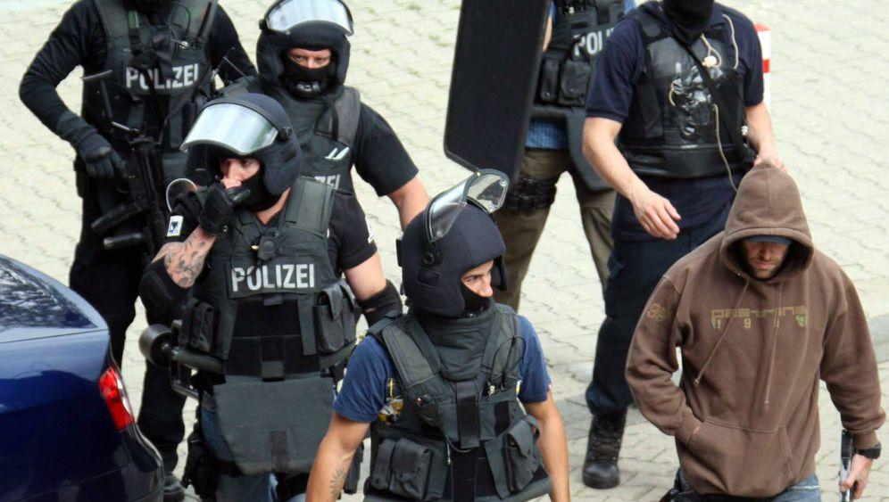 Uniklinikum Aachen: Polizei in der Notaufnahme