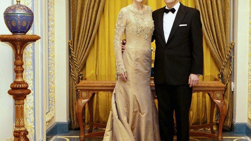 Präsidentenpaar Wulff in Oman am 8. Dezember: Nicht in die Wiege gelegt