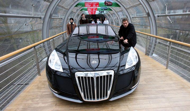 Luxusauto Maybach: Reichensteuer soll Haushalt sanieren