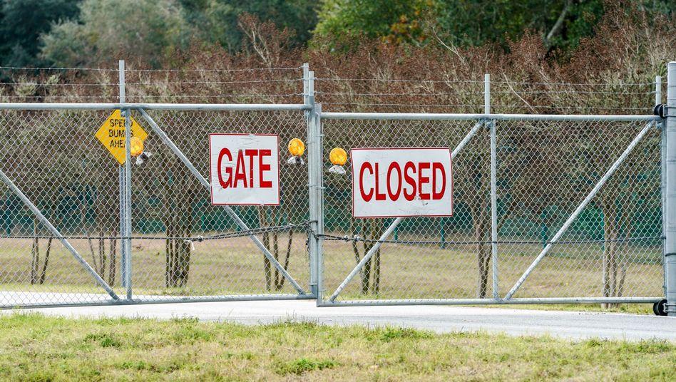 Pensacola Naval Air Station in Florida: Drei Tote nach Schießerei