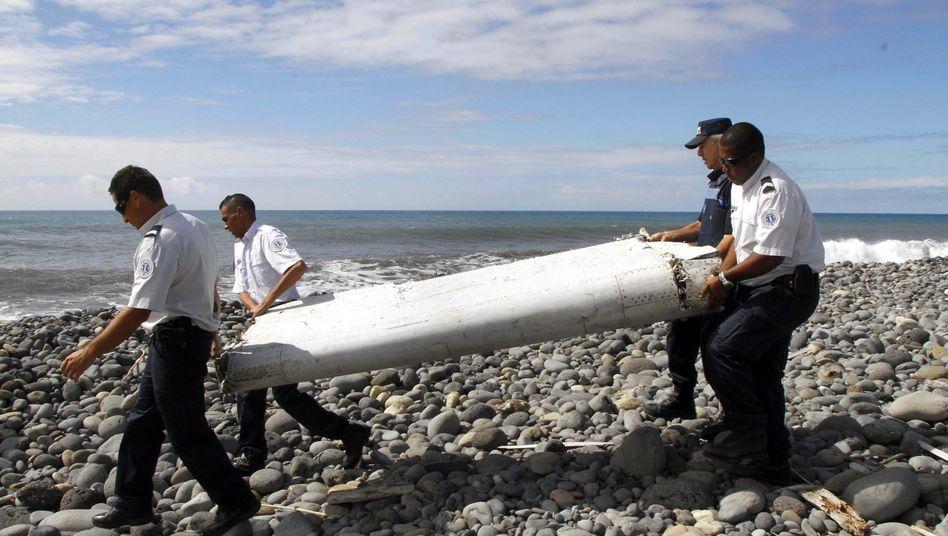 Malaysias Regierungschef bestätigt: Angespültes Wrackteil stammt von Flug MH370
