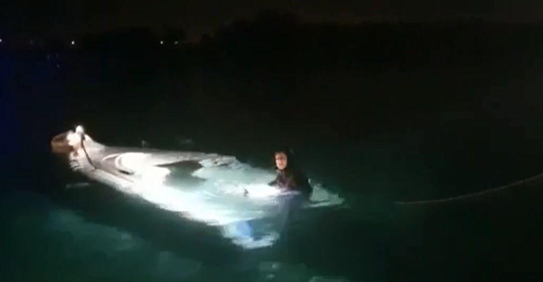 Eleven refugees found dead off the coast of Turkey, Izmir - 11 Jan 2020