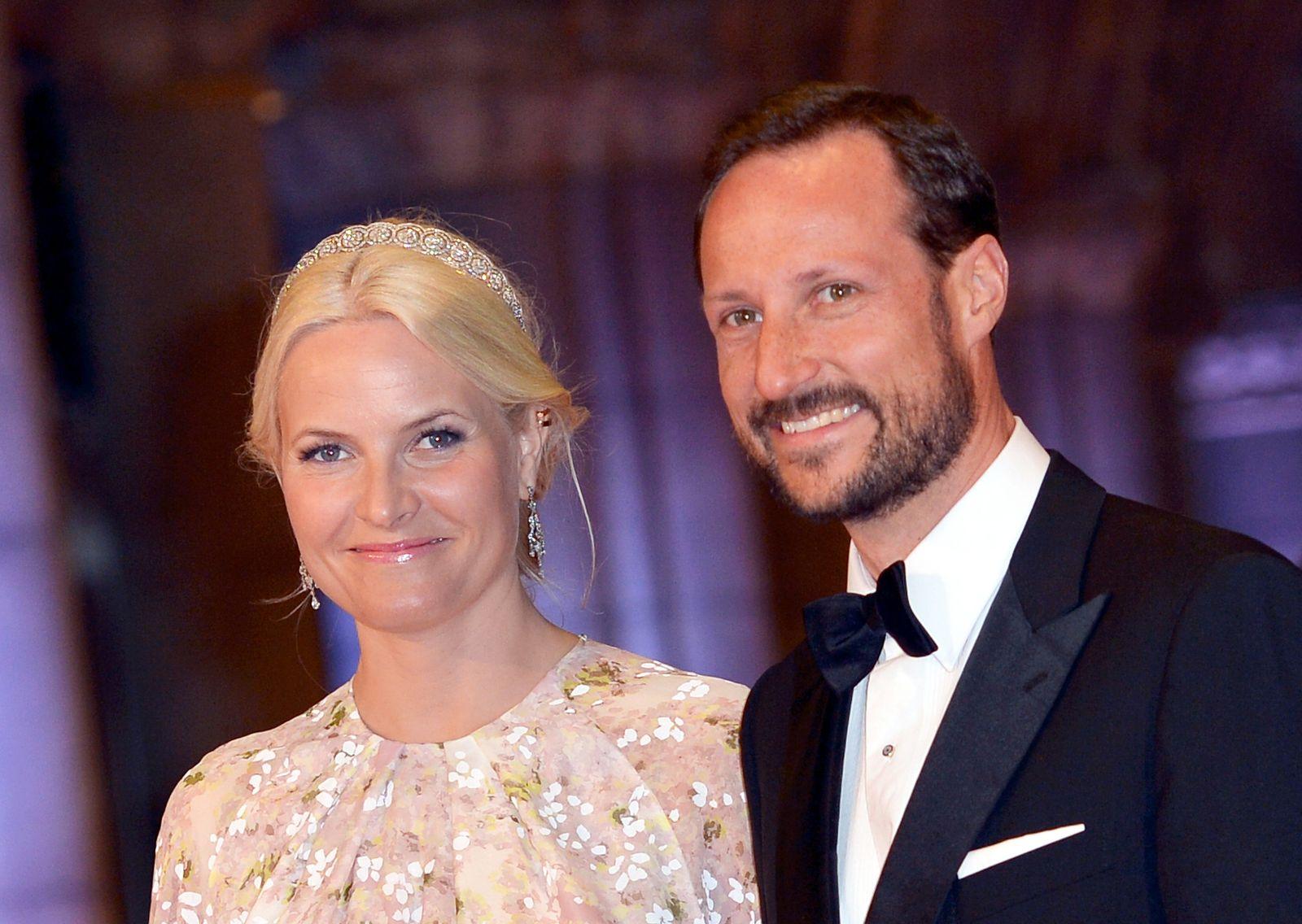 Norwegens Kronprinz Haakon feiert 40. Geburtstag