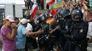 """""""Reichsflaggen vorm Parlament sind beschämend"""""""