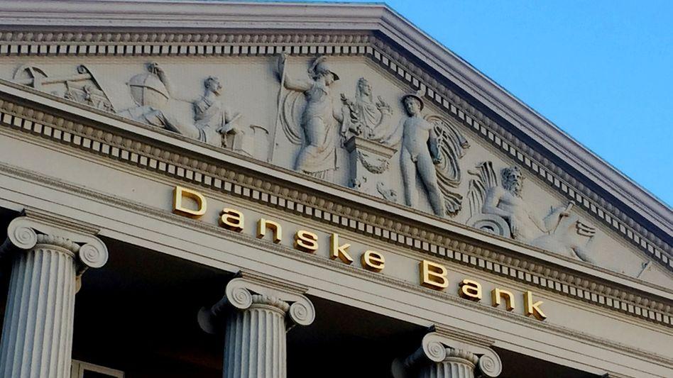Gebäude der Danske Bank Kopenhagen