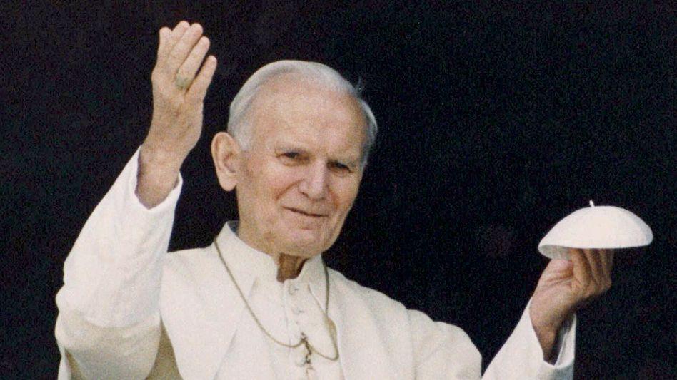 Papst Johannes Paul II. (Archivbild aus 1992): Blut des Verstorbenen soll Frieden bringen