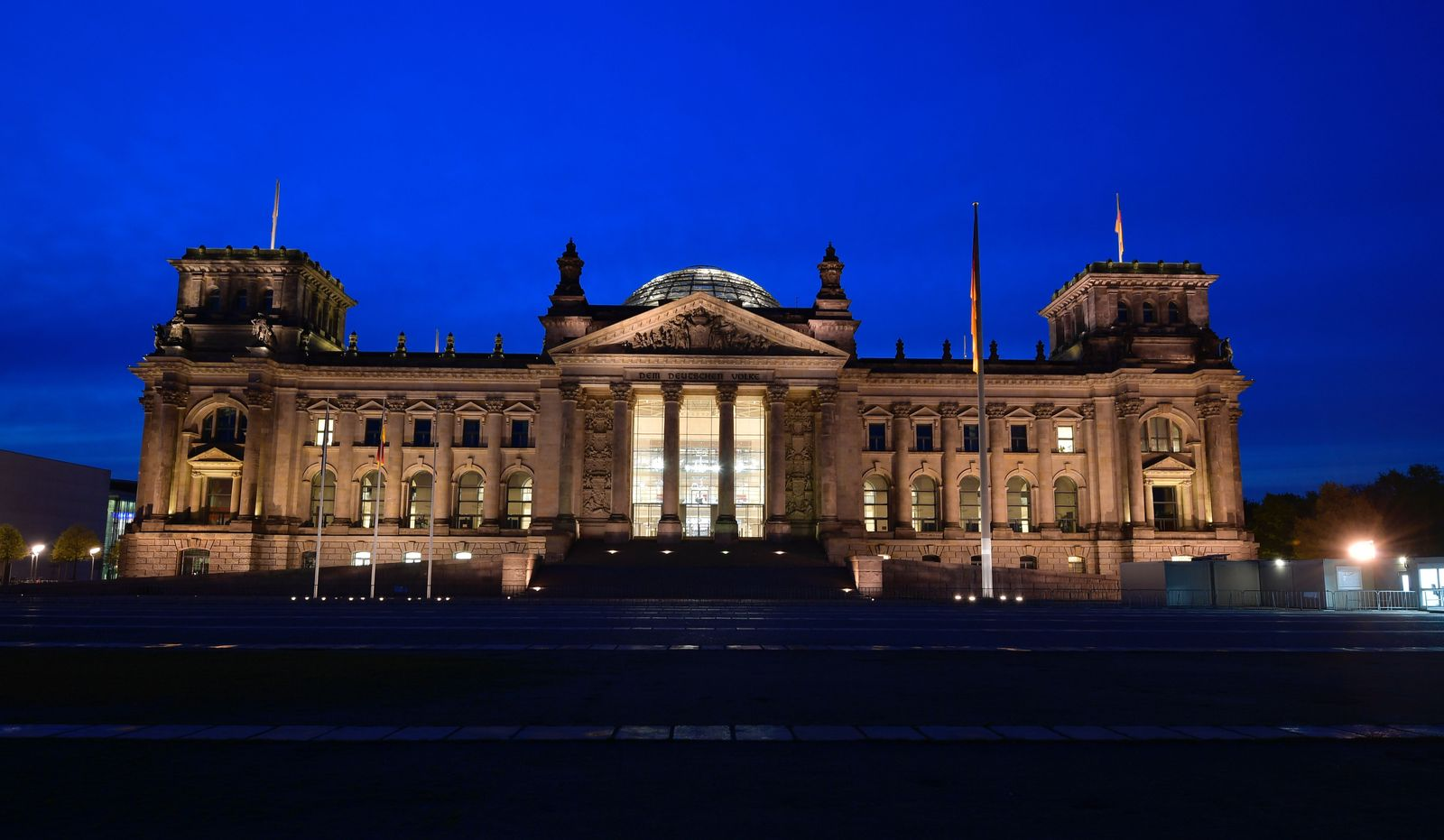 GERMANY-PARLIAMENT-ARCHITECTURE