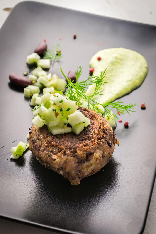 EINMALIGE VERWENDUNG KaSP Vegan Schnell Schnell