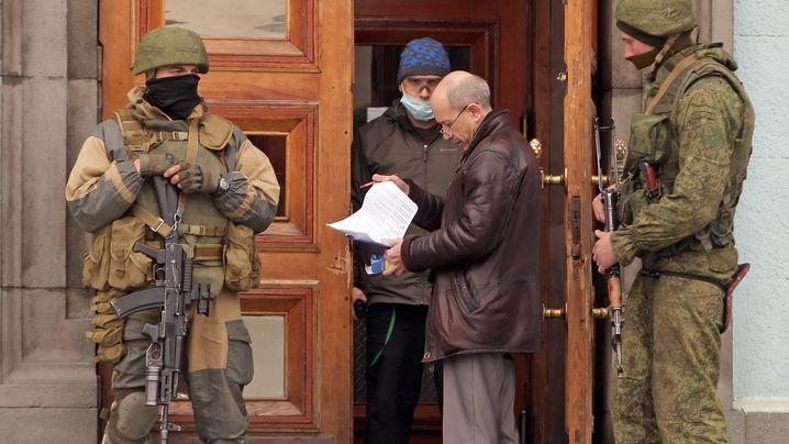 Ukraine: Die Krise auf der Krim
