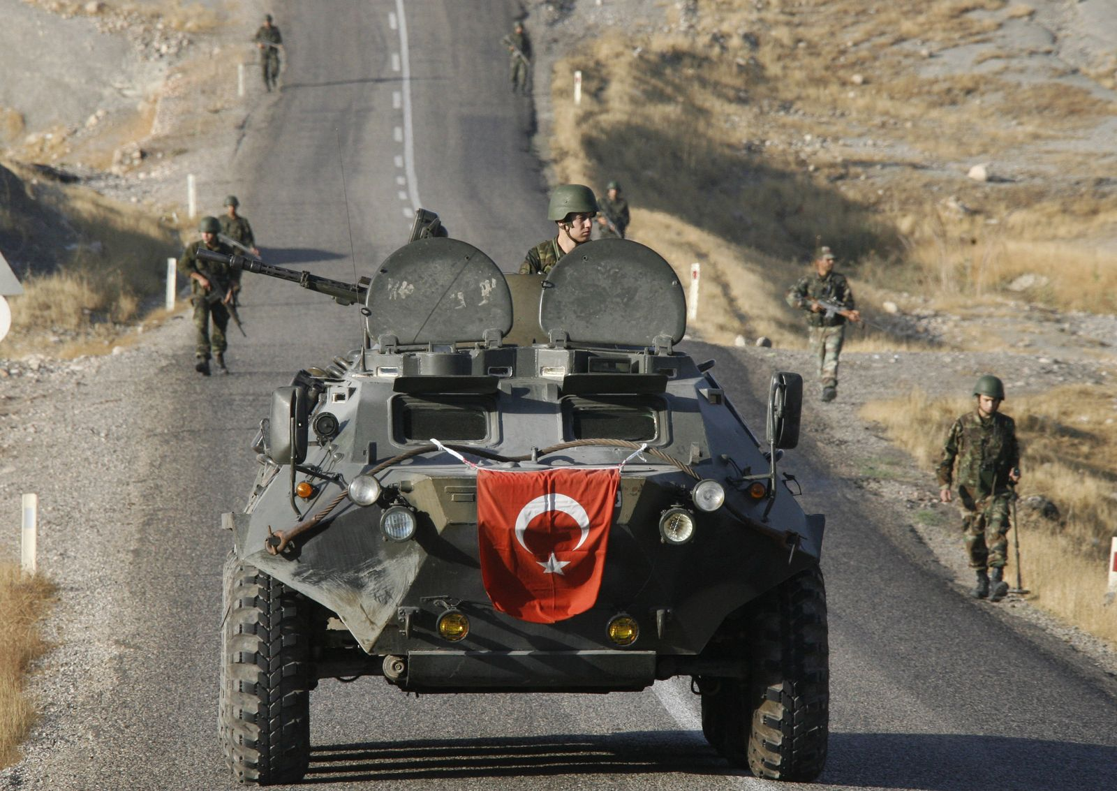 Türkische Armee / Panzer