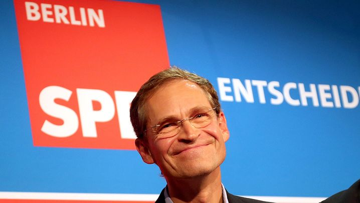 Berlins nächster Regierender Bürgermeister: Das ist Michael Müller