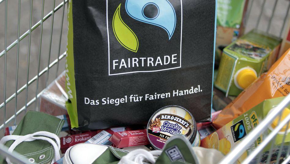 Fair gehandelte Waren: Auswahl aus mehr als 2000 Produkten