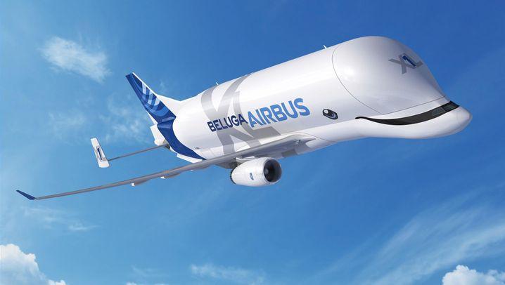 Beluga XL: Transporter für Flugzeugteile