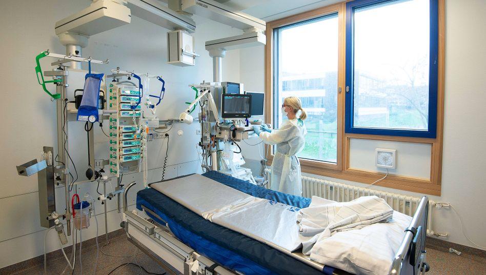 Klinikum Bad Cannstatt: Eine gewisse Erleichterung
