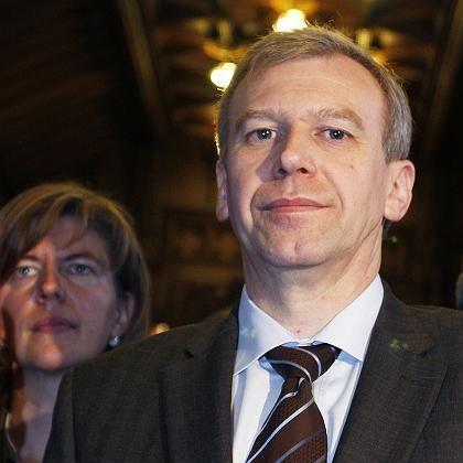Ministerpräsident Leterme: Bleibt im Amt