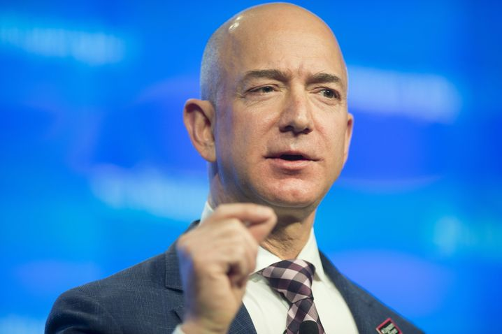 """Jeff Bezos: """"Liebe Amazonians"""""""