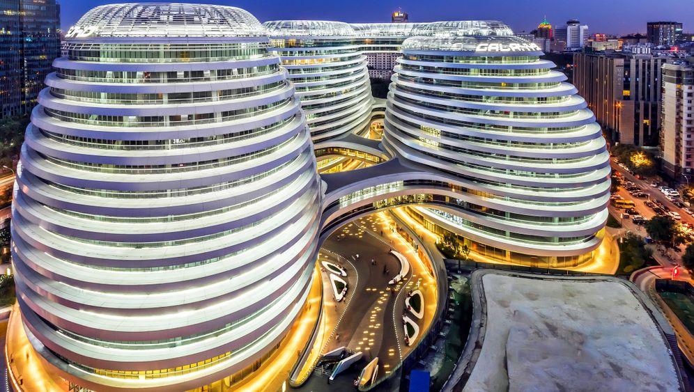Wohnanlagen in China: Peking, Park Avenue