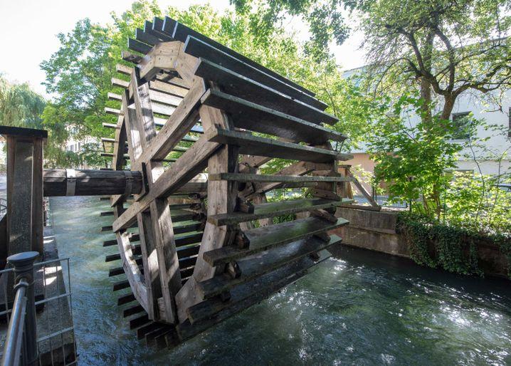 Augsburg: Das Wassermanagement-System wurde ebenfalls in die Liste aufgenommen
