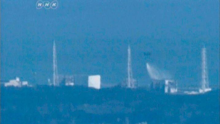 Katastrophe in Japan: Verzweiflung in Fukushima, Angst in Tokio
