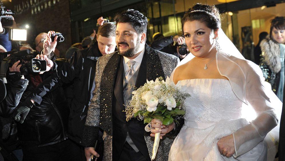 Traumhochzeit in Wien: Anna Netrebko hat geheiratet