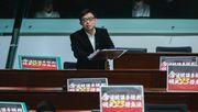 """""""Hongkong wird erdrückt"""""""