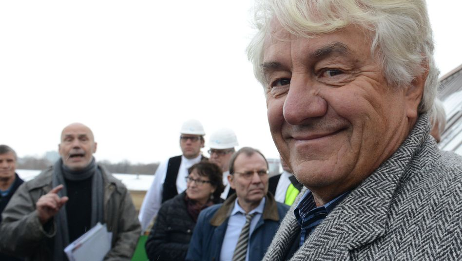 SAP co-founder Hasso Plattner, a leading German philanthropist, has joined forces with some of the world's most illustrious billionaires.
