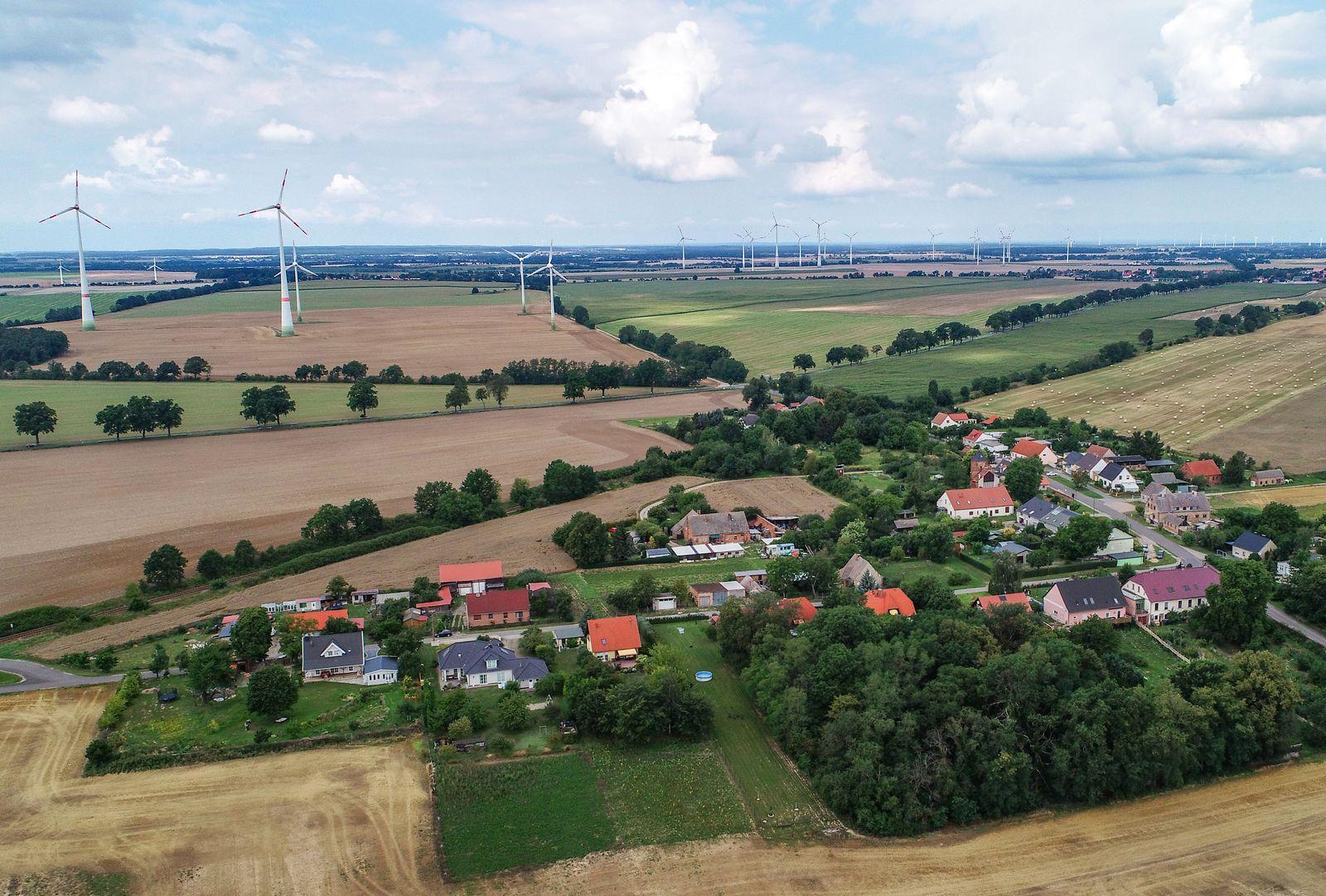 Abstands-Regel für Windräder geplant