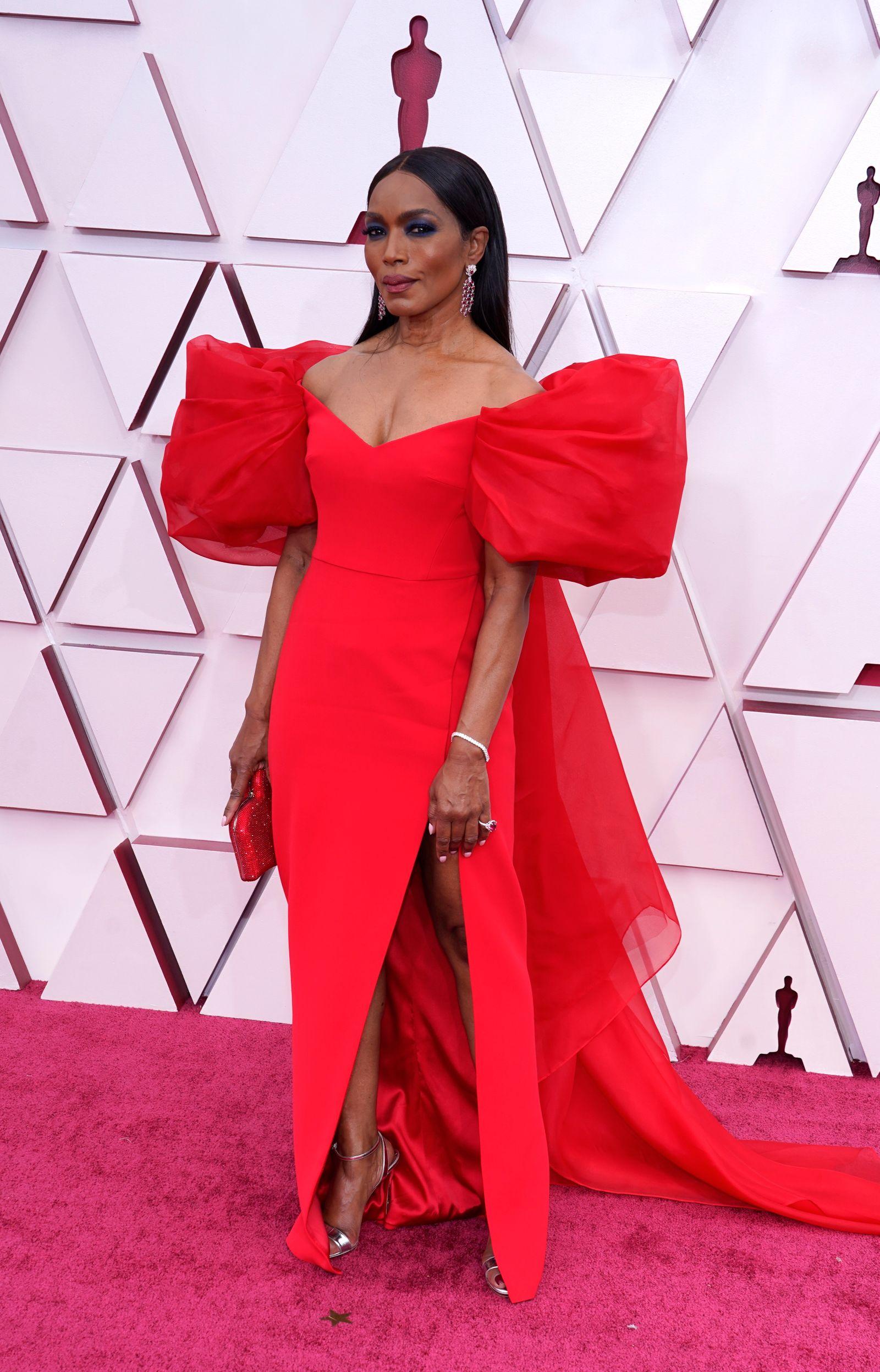 Arrivals - 93rd Academy Awards