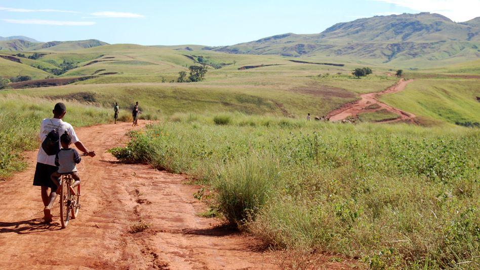 Landschaft in Madagaskar (Archivbild)