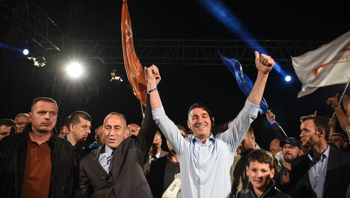 Wahl im Kosovo: Triumph für Haradinaj