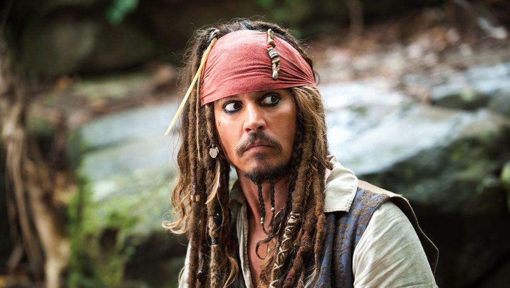 Johnny Depp in Australien: Auf Piratenmission im Kinderkrankenhaus