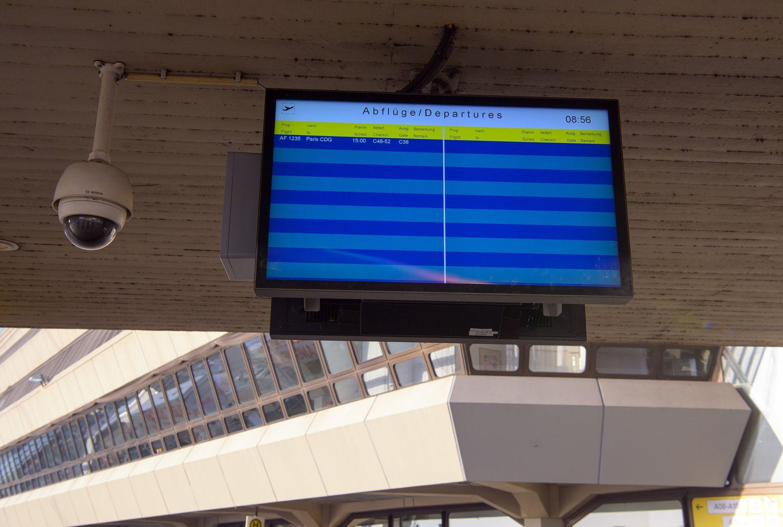 Flughafen Tegel schließt