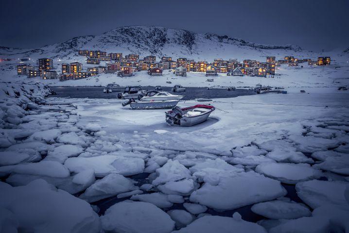 """Hafen von Nuuk: """"Wir sind offen für Geschäfte, aber wir stehen nicht zum Verkauf."""""""