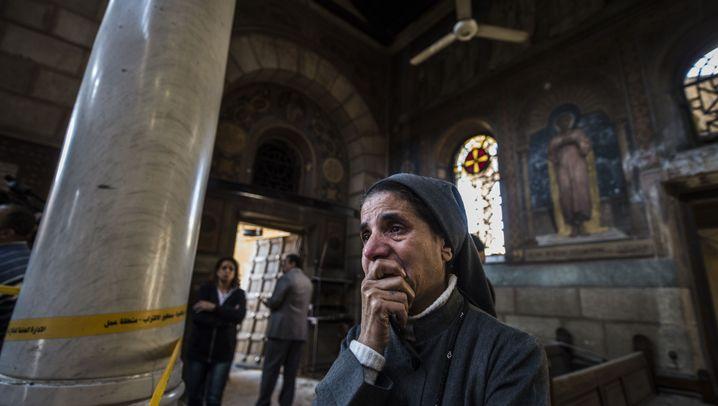 Anschlag in Kairo: Attentat in der Kirche