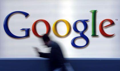"""Google-Schriftzug: """"Wir sind stark darin, Traffic zu erzeugen"""""""
