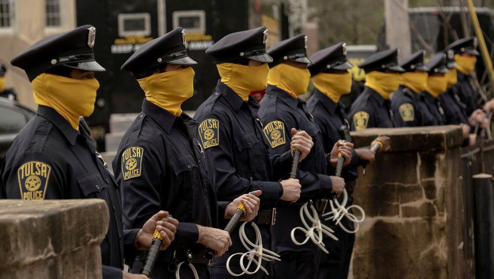 """""""Watchmen""""-Serie: Rorschach-Test für die Realität"""